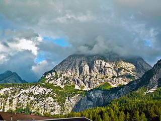 Sonnenspitze (2417m), Ehrwald, Tirol - Austria (1120219)