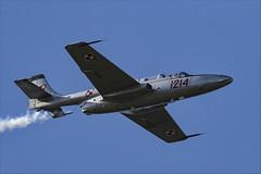 PZL-Mielec TS-11 Iskra bis D - 15 (NickJ 1972) Tags: poznan airshow 2018 aviation pzl mielec ts11 iskra bis spybc 1214