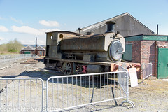 Scottish Industrial Railway Centre - Andrew Barclay 0-4-0ST (Neil Sutton Photography) Tags: 040st andrewbarclay ayrshire canon dunaskinheritagecentre preservedrailway railway saddletank scotland scottishindustrialrailway steamengine steamlocomotive train loco locomotive