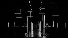 U2 // City Of Blinding Lights (rossgperry) Tags: u2 u2eitour experienceinnocencetour sapcenter sanjose 20180508 2018 cityofblindinglights cobl concert music arena bw blackandwhite
