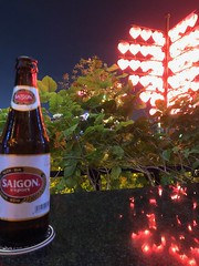 Saigon Beer in a Ho Chi Minh City rooftop bar (gbuckingham89) Tags: asia bar beer hochiminhcity lager nightlife rooftopbar saigonbeer siagon streetlife travel vietnam