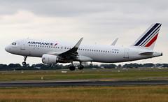 F-HEPJ (Ken Meegan) Tags: fhepj airbusa320214sl 7873 airfrance dublin 1272018 airbusa320 airbus a320214sl a320