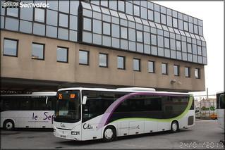Irisbus Arway - Sradda (Sud Rhône-Alpes Déplacements Drôme-Ardèche) / Citéa n°7333