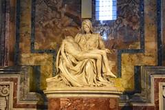 Michelangelo's Pieta (Nikon Stu) Tags: michelangelo pieta vatican