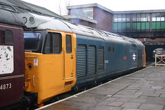 50015 - Bury 23 February 2008 (Rail and Landscapes) Tags: class50 50015 valiant
