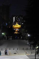 不忍池弁天堂 Shinobazu-no-ike Benten-do (Spicio) Tags: tokyo ueno dmccm10 東京 上野