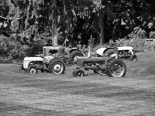 Farmalls & Fords