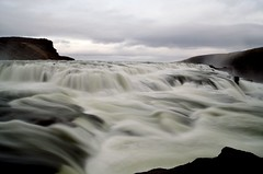 Upper part of Gullfoss, Iceland (suttree140782) Tags: island iceland south summer nature outdoor photography nikon gullfoss water waterfall filter longexposure nd64
