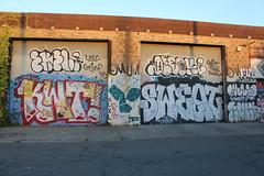 (nobammermane) Tags: oakland bayarea graffiti exel lol kwt sweat noteef have decoy kelso zaust