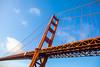Below a Bridge (Thomas Hawk) Tags: america bayarea california goldengatebridge sf sfbayarea sanfrancisco usa unitedstates unitedstatesofamerica bridge us fav10 fav25 fav50 fav100