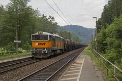 AWT 753 727, Schmilka-Hirschmühle (D) (VinceCargo) Tags: reinhardtsdorfschöna sachsen duitsland de