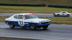 Compact FORDS (2/4) (Jungle Jack Movements (ferroequinologist)) Tags: eastern creek sydney motorsport park smsp muscle car masters bob holden nelson fox mustnag ford compact keam 72 33 capri gt 3000 v8 bland escort rs 2000 1600 dog bone mk ii noakes 77 14 motor racing pass race speed hottie track practice pole position times hard competition saloon open wheeler sports racer driver mechanic engine oil petrol build fast faster fastest drive helmet starter sponsor class classic australia