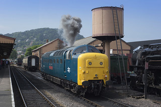 Deltic Eruption