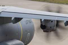 Luftwaffe A400M up close (Hermen Goud Photography) Tags: airfields canon eheheindhovenairport einvliegbasiseindhovenwelschap eos50d nederland photo vliegvelden aircraft aviation thenetherlands 5418