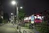 夜道 (oonnuuoo) Tags: nikond750 nikon d750 nikkorsc50mmf14 nikkorsc 50mm f14 夜 東京 tokyo 東急 世田谷線 tokyu setagayaline setagaya tram