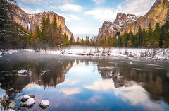 Yosemite Fine Art Photography! Yosemite National Park Winter Snow Landscape! Valley View Merced River El Capitan! Sony A7R II Mirrorless & Carl Zeiss Vario-Tessar T* FE 16-35mm F4 ZA OSS Lens SEL1635Z! Scenic Yosemite California Sunset Dusk (45SURF Hero's Odyssey Mythology Landscapes & Godde) Tags: black white yosemite fine art photography national park winter snow landscape valley view merced river el capitan sony a7r ii mirrorless carl zeiss variotessar t fe 1635mm f4 za oss lens sel1635z scenic california sunset dusk