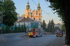 Tatra KT4D-1152, Lviv, 2018/05/20. (lg-trains) Tags: lviv uk ukraine ukrainian trams tramways