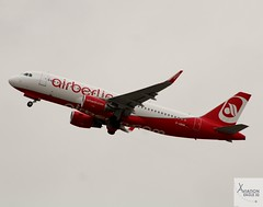 Air Berlin A320-214 D-ABNM taking off at DUS/EDDL (AviationEagle32) Tags: doncaster doncasterairport doncastersheffield doncastersheffieldairport dsa egcn unitedkingdom uk robinhoodairport robinhooddoncastersheffieldairport airport aircraft airplanes apron aviation aeroplanes avp aviationphotography avgeek aviationlovers aviationgeek aeroplane airplane planespotting planes plane flying flickraviation flight vehicle tarmac airbus airberlin airbus320 a320 a320200 a322 a320214 dabnm sharklets