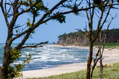 Strand ([-ChristiaN-]) Tags: beach strand wetter sommer frisch wellen wasser meer ostsee darss fischlanddars dars