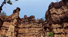 Phachor...grand canyon Chiang Mai. (natureflower) Tags: phachor grand canyon chiangmai maewong national park thailand ruins features formations textures layers