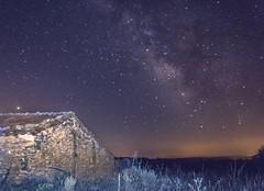 Lady Stardust (*Nenuco) Tags: nenuco via lactea arasdelosolmos spain valencia d5300 18105 nikon cielo sky cas house rollingstoniano