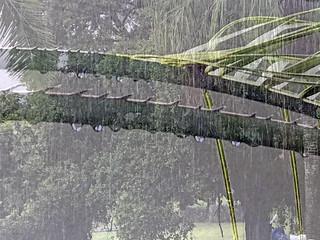 Rain Abstracted 4