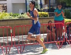 Campeonato España Triatlón Sprint Banyoles (Girona) Acuatlon TeamClaveria 13