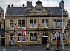 Keighley, Albert Hotel (2018) (Dayoff171) Tags: westyorkshire england europe boozers gbg2018 unitedkingdom pubs publichouses greatbritain gbg yorkshire