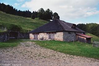 SF_10A_00120 - Mont-Cura, Alpine pasture farm, Gruyère region - Switzerland