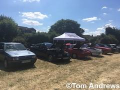 IMG_2839 (TomAndrews96) Tags: newport pagnell carnival july 2018 classic classics car cars ford capri escort sierra tickford