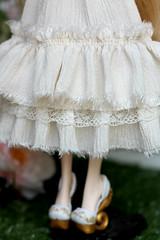 Boho-style dress with lace skarf (Elena_art) Tags: eah everafterhigh etsy blythe boho shop dress handmade