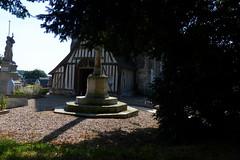 Eglise de Bouquetot (Dom_Marcheur) Tags: normandie eure bouquetot