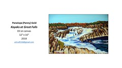 """Kayaks at Great Falls • <a style=""""font-size:0.8em;"""" href=""""https://www.flickr.com/photos/124378531@N04/43463940942/"""" target=""""_blank"""">View on Flickr</a>"""