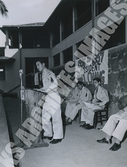 913- 5556 (Kamehameha Schools Archives) Tags: kamehameha archives ksg ksb ks oahu kapalama luryier pop diamond 1955 1956 melvin chang president