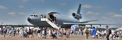 McDonnell Douglas KC-10 Extender (Bri_J) Tags: riat2018 royalinternationalairtattoo raffairford fairford gloucestershire uk riat airshow hdr aircraft jet mcdonnelldouglas kc10 extender airbornerefueller tanker 78ars usaf