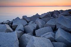 _8007443 (Marcin Wytrzyszczewski) Tags: poland baltic sea longexposure landscape water