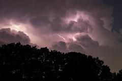 Heat Lightning (Notkalvin) Tags: lightning electricity heat night clouds light arc power loud close