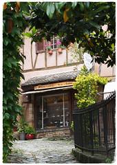 Conques-en-Rouergue (HOR-BS 696) Tags: conquesenrouergue okzitanien aveyron frankreich berndsontheimer lesplusbeauxvillagesdefrance