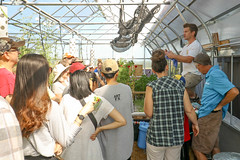 Jeff Jirovec of Grow with the Flow Aquaponic Horticulture
