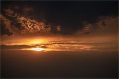 sunset (:: Blende 22 ::) Tags: germany german deutschland thuringia thüringen eichsfeld landkreis eic heilbadheiligenstadt heiligenstadt sunset sonnenstrahlen sonnenuntergang sonne sun clouds cloudy canoneos5dmarkiv sky himmel licht light ef70200mmf4lisusm