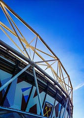 London Stadium (kellylwood81) Tags: london londonstadium westham uk stadium sky sony mobile cell football soccer