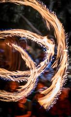 Firelight Dance, Close Up (SemiXposed) Tags: fire melbourne firelight festival cbd winter night outdoors sony light trail long exposure
