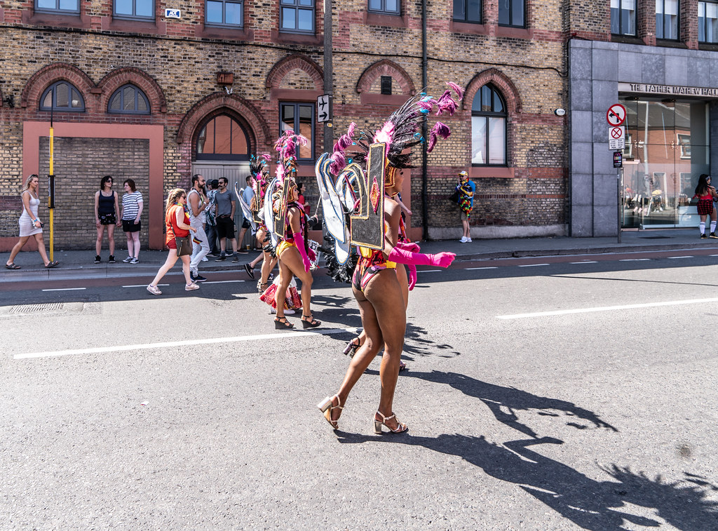 ABOUT SIXTY THOUSAND TOOK PART IN THE DUBLIN LGBTI+ PARADE TODAY[ SATURDAY 30 JUNE 2018] X-100202