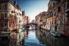 Venezia... (D.Purkhart) Tags: venedig venice venezia canale italy italia hdroftheday