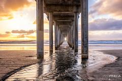 Scripps Pier - La Jolla, CA (JAKE PINEDA) Tags: scripps pier san diego la jolla california nikon d810 hdr sunset seascape landscape nikkor 1424 f28 tamron 2470
