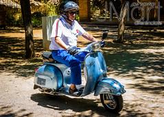 KDDSANTOS5 (PHOTOJMart) Tags: fuente del maestre jmart los santos de maimona motos bike motorbike clasica classic vespa italiana
