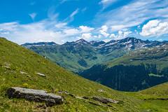 Surselva (oonaolivia) Tags: surselva graubünden grisons schweiz switzerland landschaft landscape nature berge mountains wolken clouds walking hiking