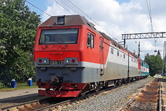 2ES6-125 (zauralec) Tags: rzd ржд локомотив электровоз депо курган kurgan depot sinara синара 2es6 2эс6 2es6125 125 2эс6125