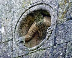 Paço de Sousa - Mosteiro do Salvador (Martin M. Miles) Tags: paçodesousa penafiel mosteirodepaçodesousa mosteirodosalvador egasmonizoaio egasmoniz oculus oculusclimber climber cluny portugal