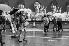 Absent Zeros (burnt dirt) Tags: asian japan tokyo shibuya station streetphotography documentary candid portrait fujifilm xt1 bw blackandwhite laugh smile cute sexy latina young girl woman japanese korean thai dress skirt shorts jeans jacket leather pants boots heels stilettos bra stockings tights yogapants leggings couple lovers friends longhair shorthair ponytail cellphone glasses sunglasses blonde brunette redhead tattoo model train bus busstation metro city town downtown sidewalk pretty beautiful selfie fashion pregnant sweater people person costume cosplay boobs rain wet umbrella